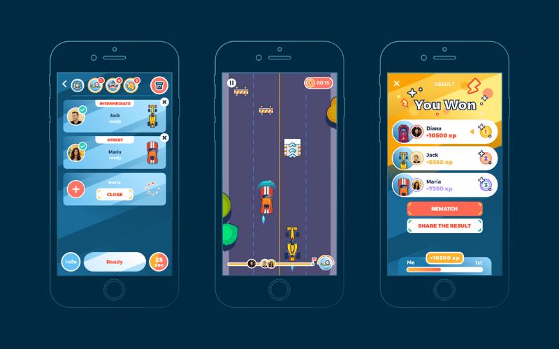 mobile game development process