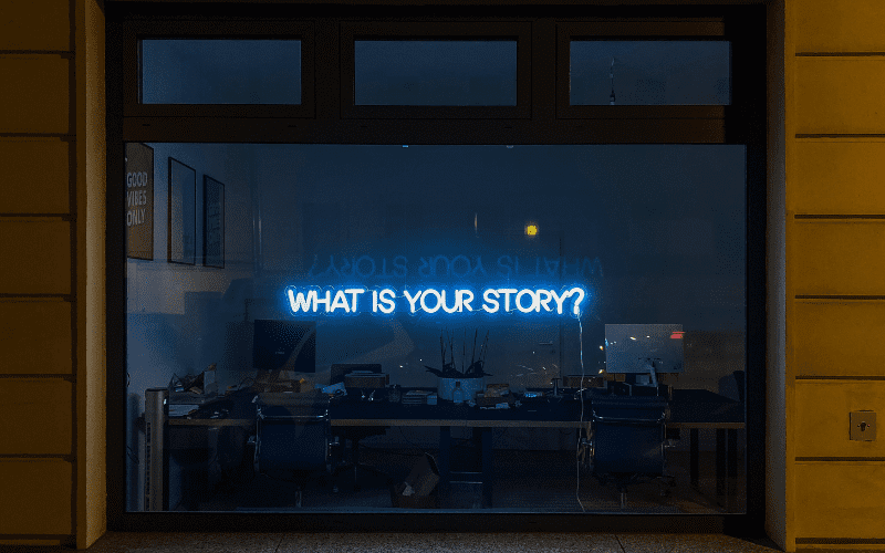 what is your story movie pitch