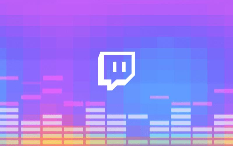 twitch music