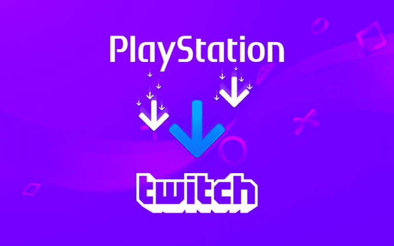 playstation and twitch