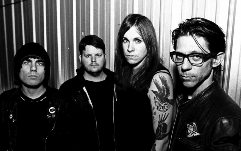 against me! gay band photos