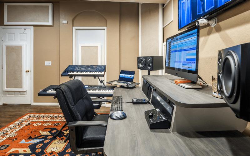 The Omnitone Recording Studios