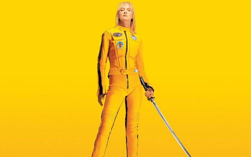 kill bill vol.1 poster