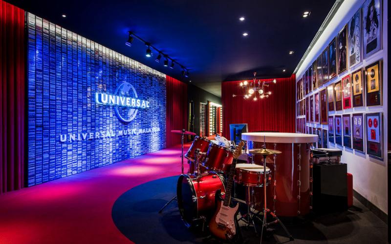 universal music malaysia office