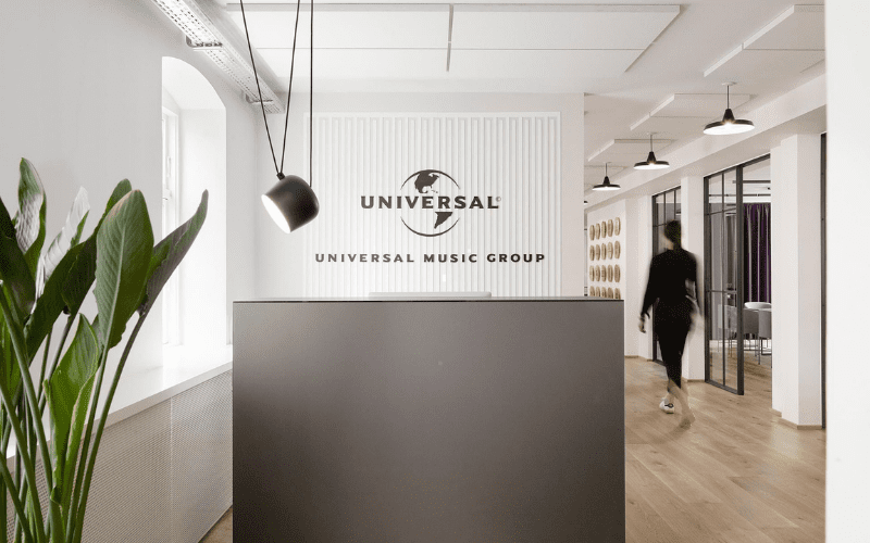 universal music group reception