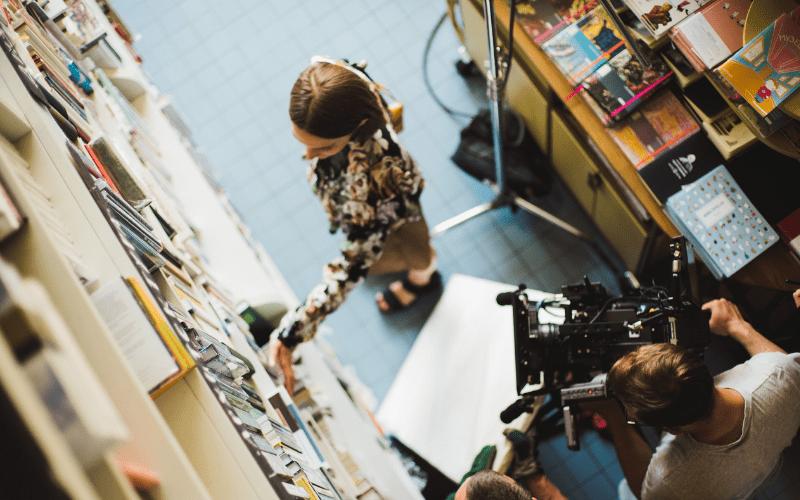 Acquiring film props