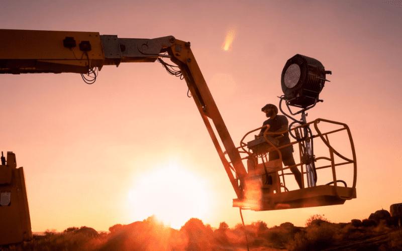 film crane