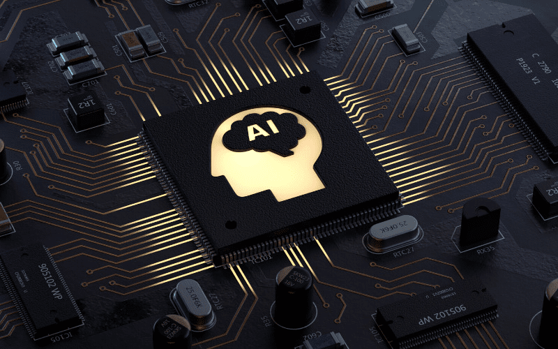 Artificial intelligence in gaming, as a CPU