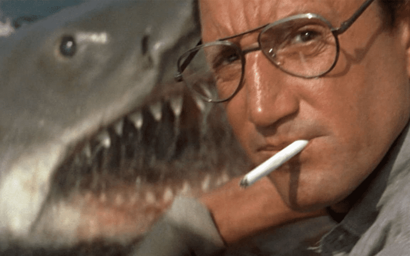 Jaws is one of the best thriller movies of all time