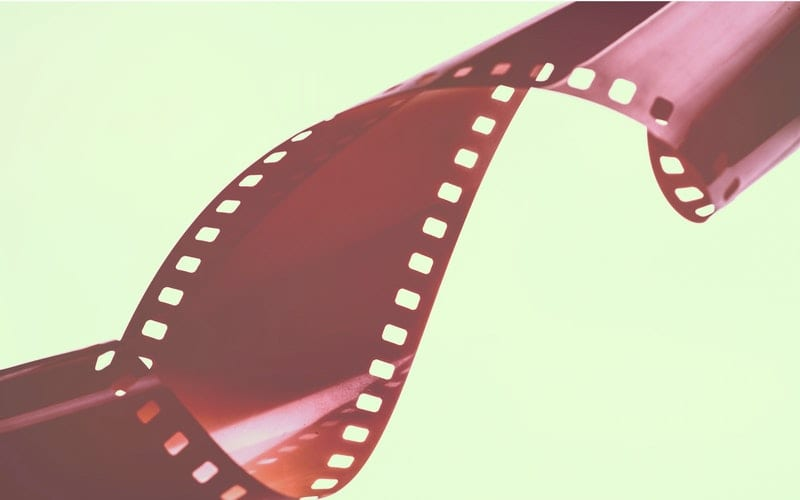 Film reel for film photography