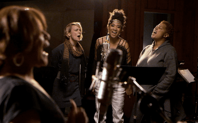 Background singers