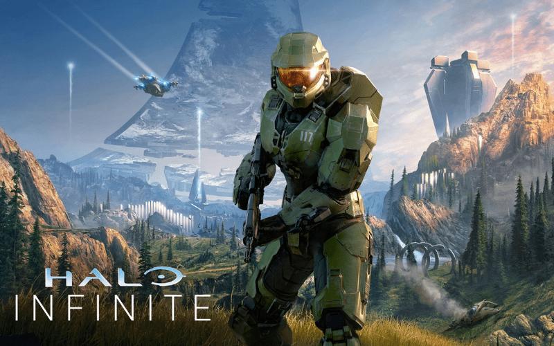 343 industries Halo Infiniti