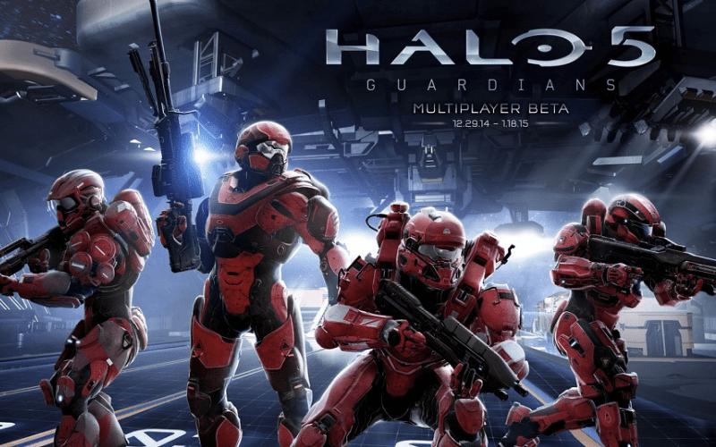 343 industries Halo guardians
