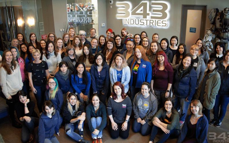 343 industries team