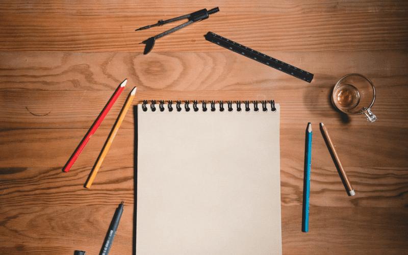 sketch pad pen