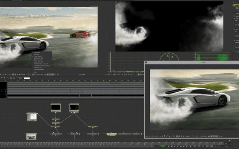 3d animation movie compositing