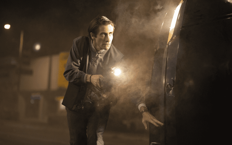 Nightcrawler is one of the best thriller movies of all time
