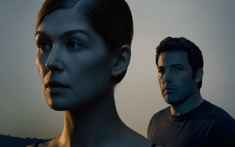 Gone Girl is one of the best thriller movies of all time