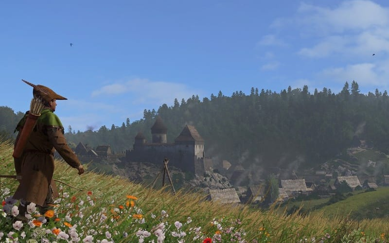 Kingdom Come: Deliverance is an example of sophisticated AI in gaming.