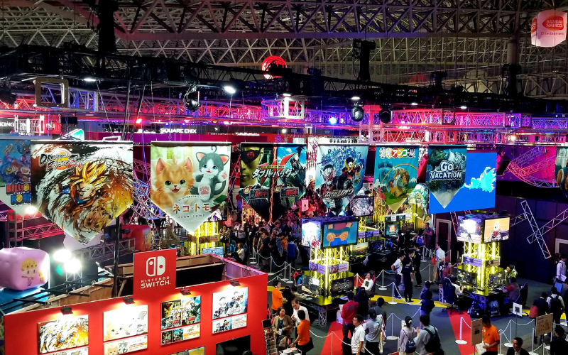 Tokyo Game Show best gaming conventions