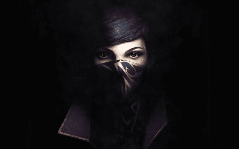 character from dishonored
