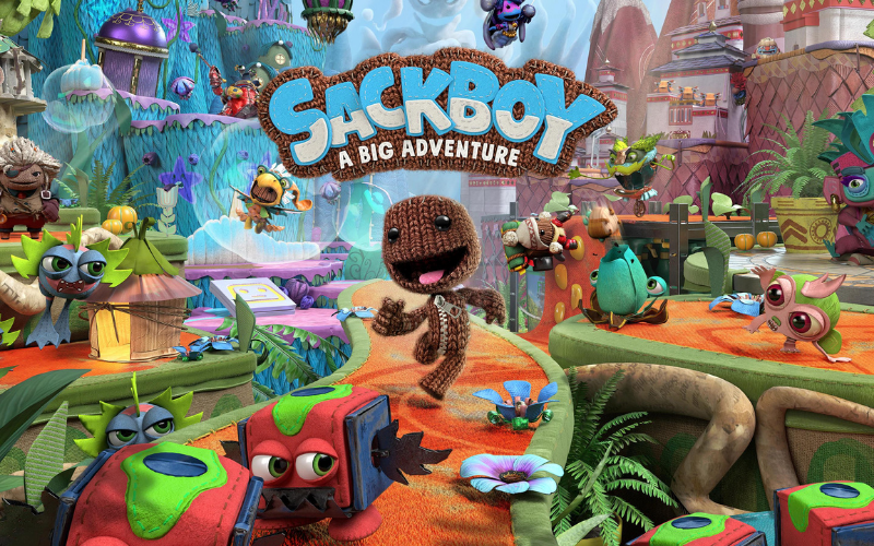 Sackboy a big adventure Best PS5 games