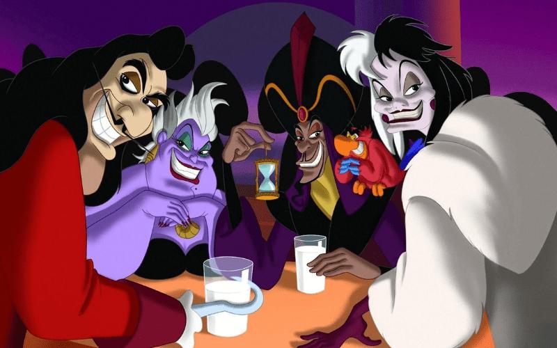 top Disney villains