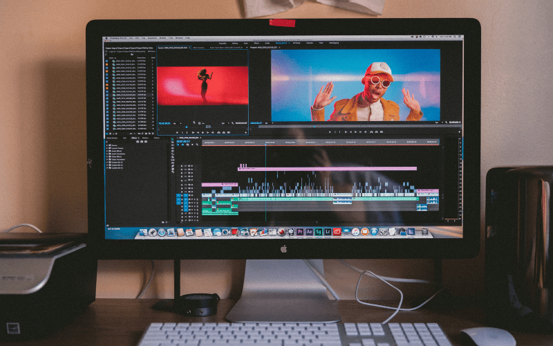 how to edit a movie
