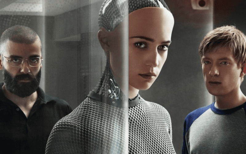 Ex Machina is one of the best sci-fi movies.