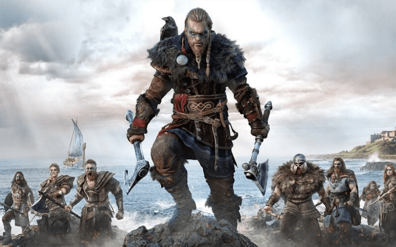 assassin's creed valhalla Best PS5 games