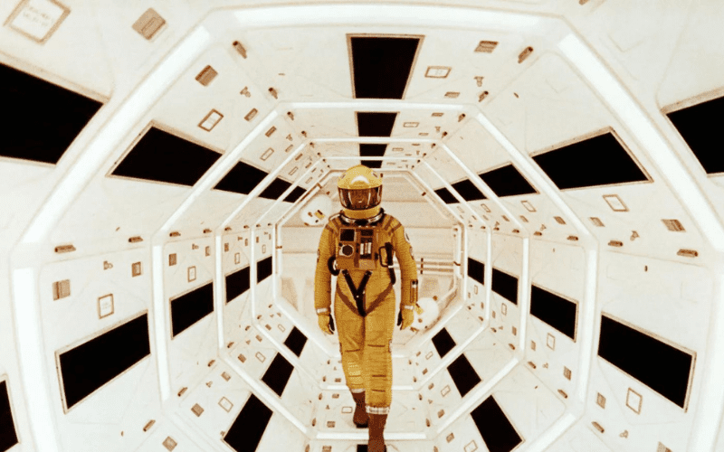 2001: A Space Odyssey is one of the best sci-fi movies.