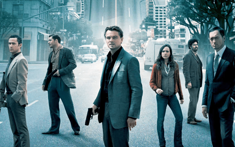Inception is one of the best sci-fi movies.