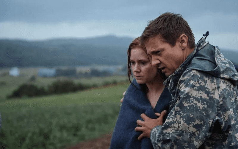 Arrival is one of the best sci-fi movies.