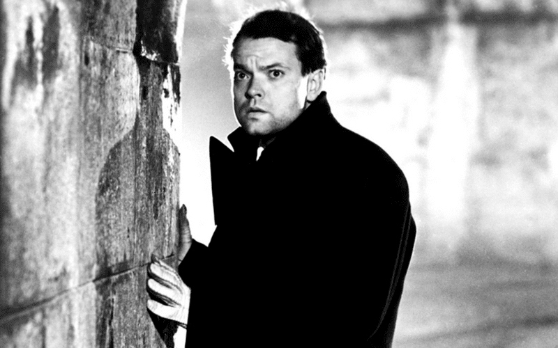The Third Man is one of the best spy movies