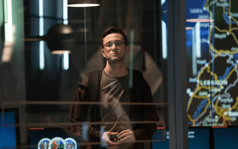 Snowden is one of the best spy movies