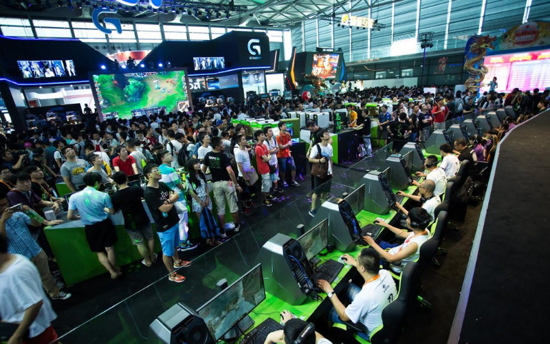 ChinaJoy best gaming conventions