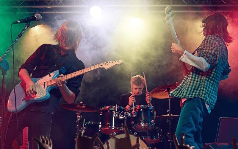 math rock band
