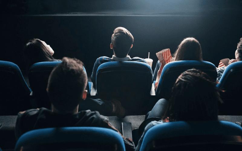 film networking event cinema