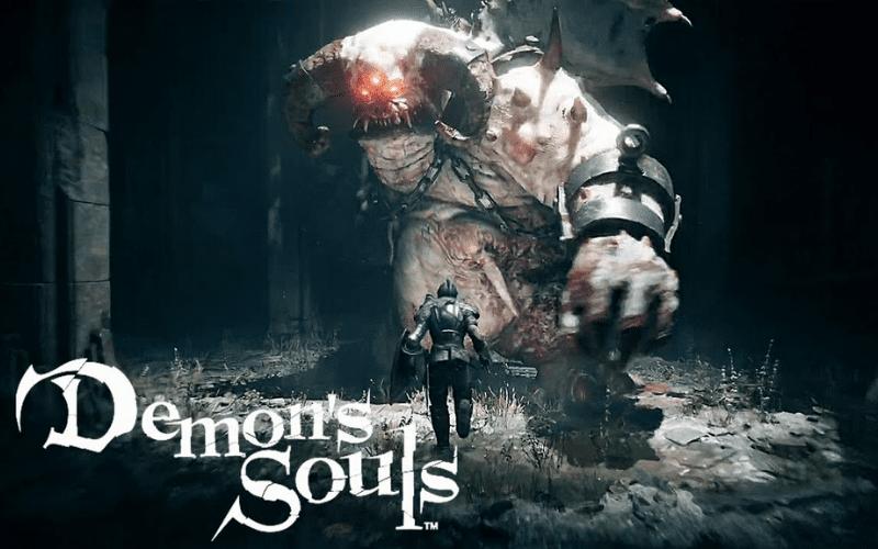 demon's souls Best PS5 games