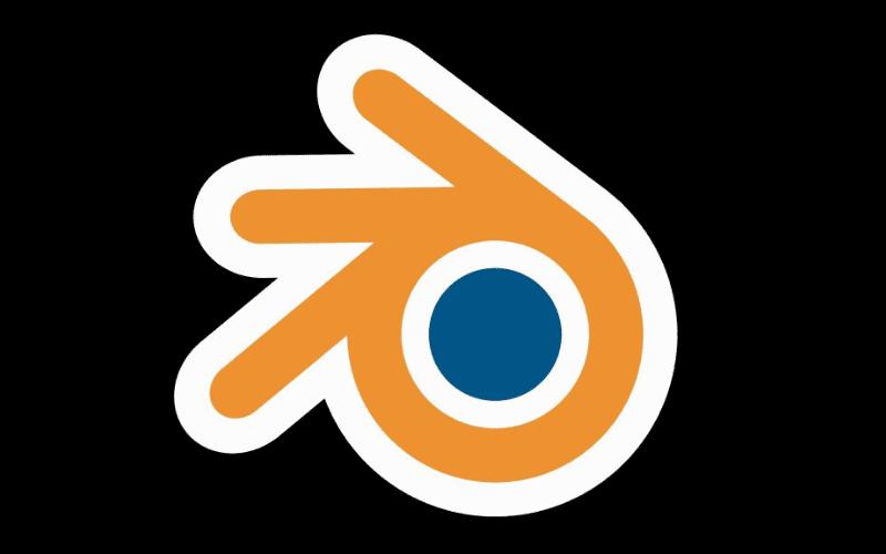 blender animation logo