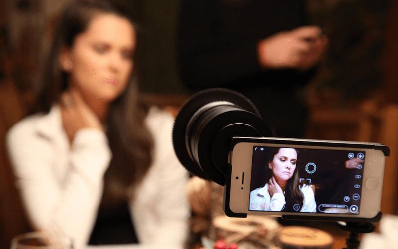 iphone movie lens