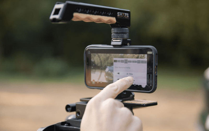 how to make a movie on iphone