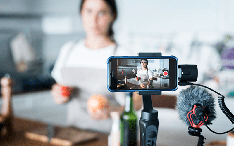 how to make a movie on iphone rig
