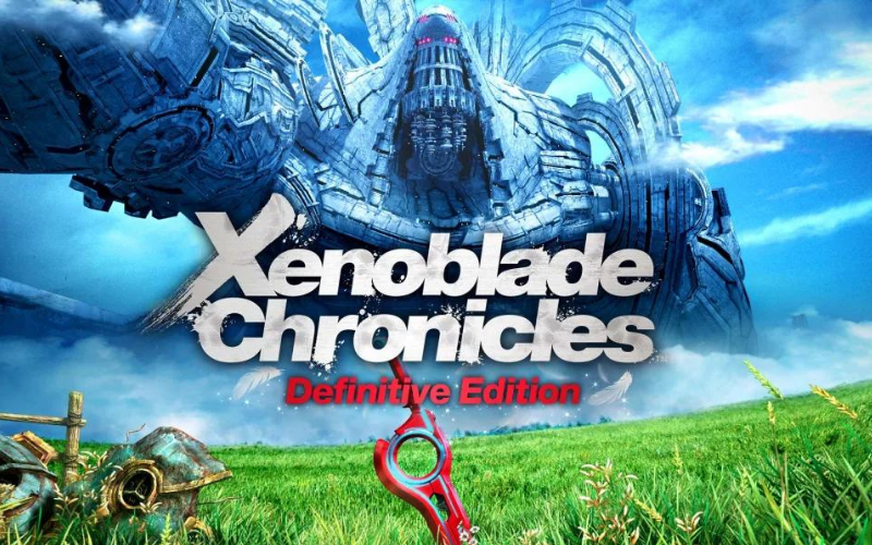 Xenoblade Chronicles, one of Monolith Soft's flagship titles.