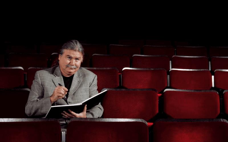 a film critic