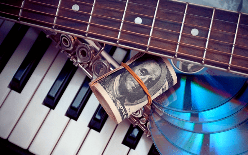 money and instruments