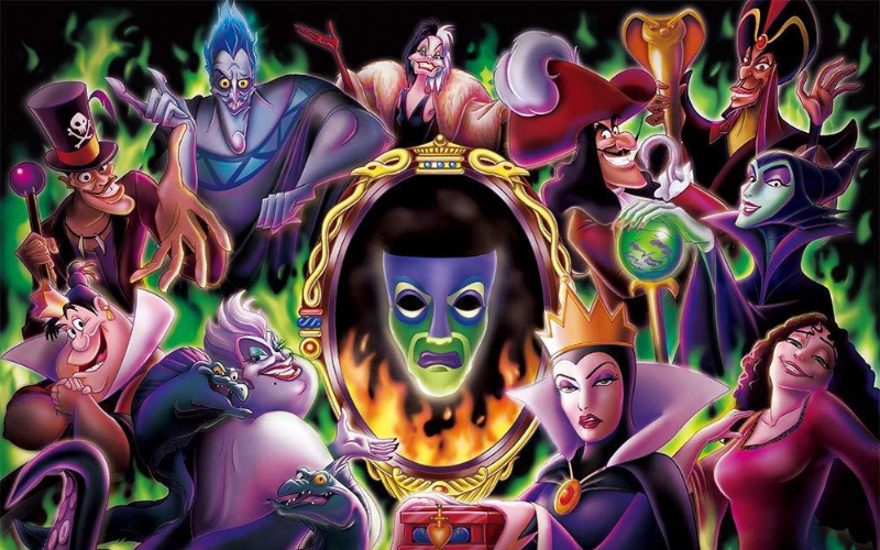 best Disney villains