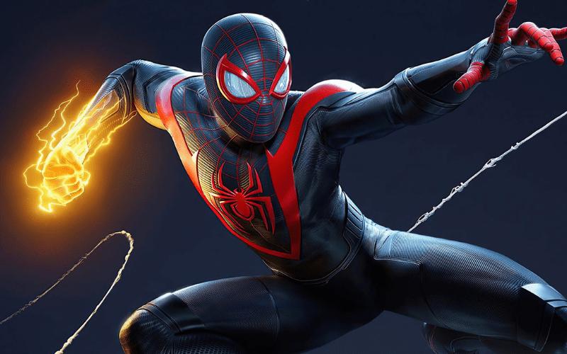 spiderman miles morales Best PS5 games