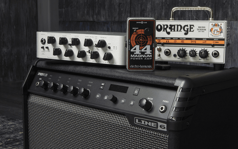 Tube Amp vs Solid State amps