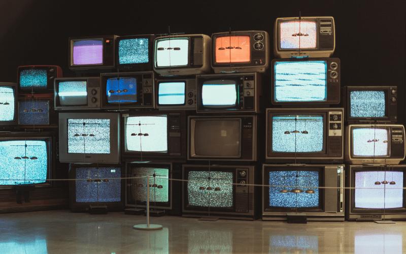 multiple TV sets